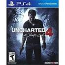 PS4 GAMES Game UNCHARTED 4 A THIEFS END